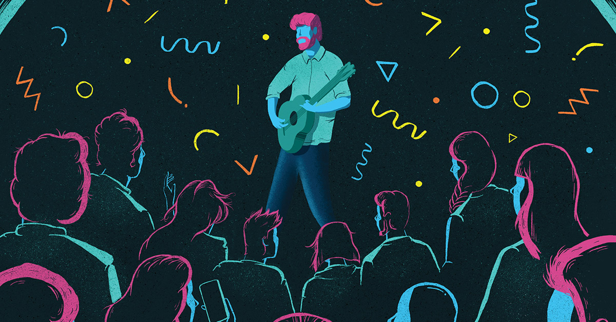 Throw your own music festival with these seven steps