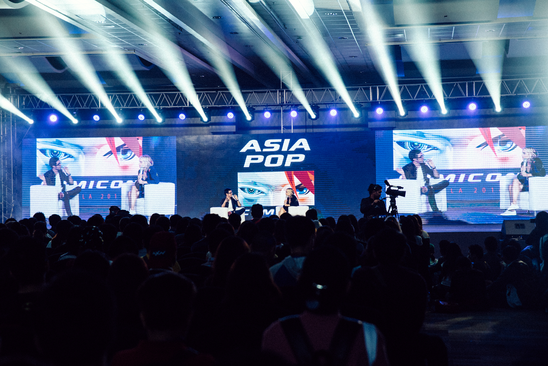 What We Learned At This Year's Asia Pop Comic Con