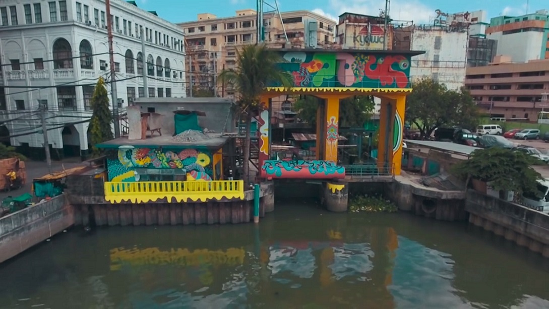 We can now help redesign the Pasig River
