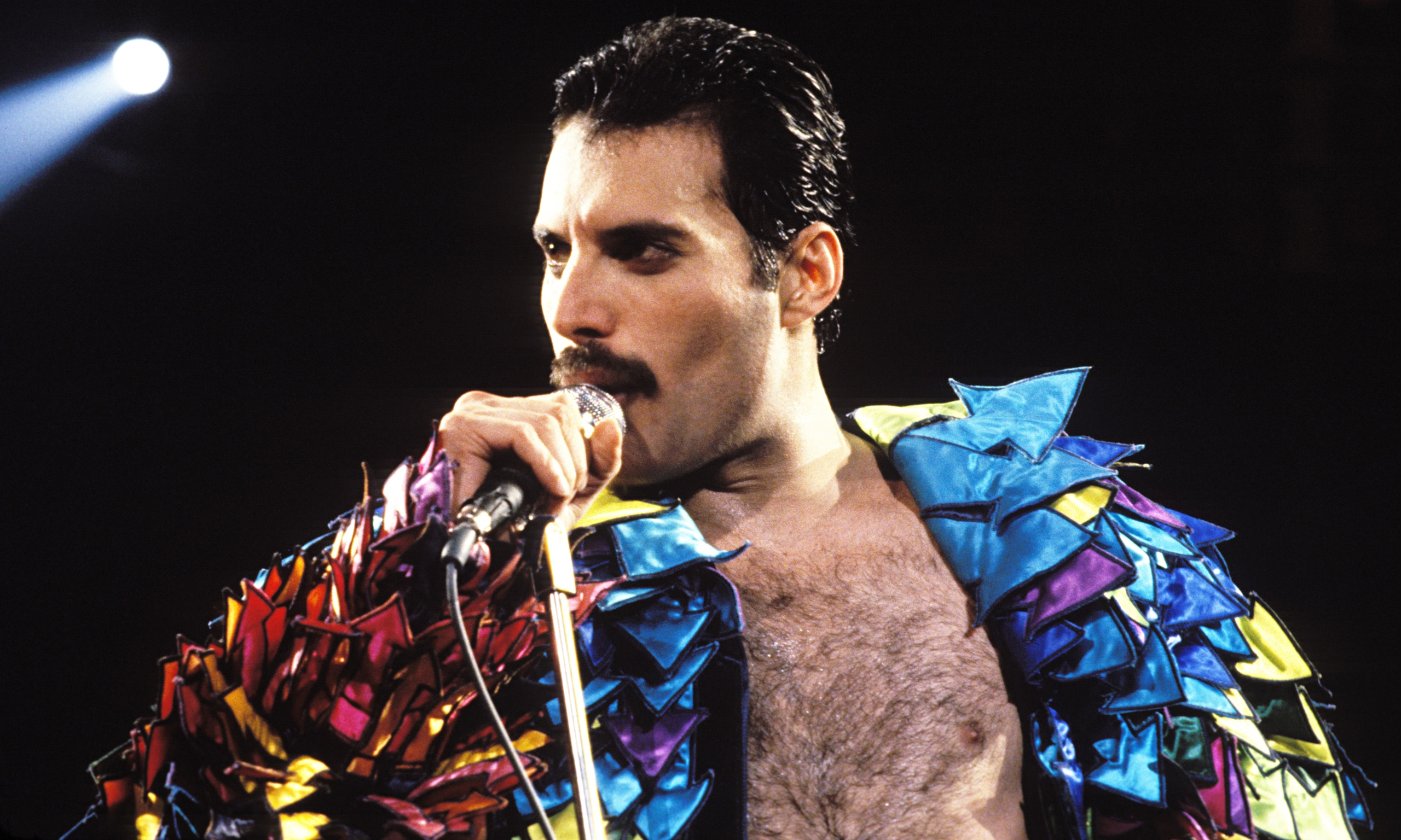 Scientists Explain Why Freddie Mercury's Singing Voice Was So Good