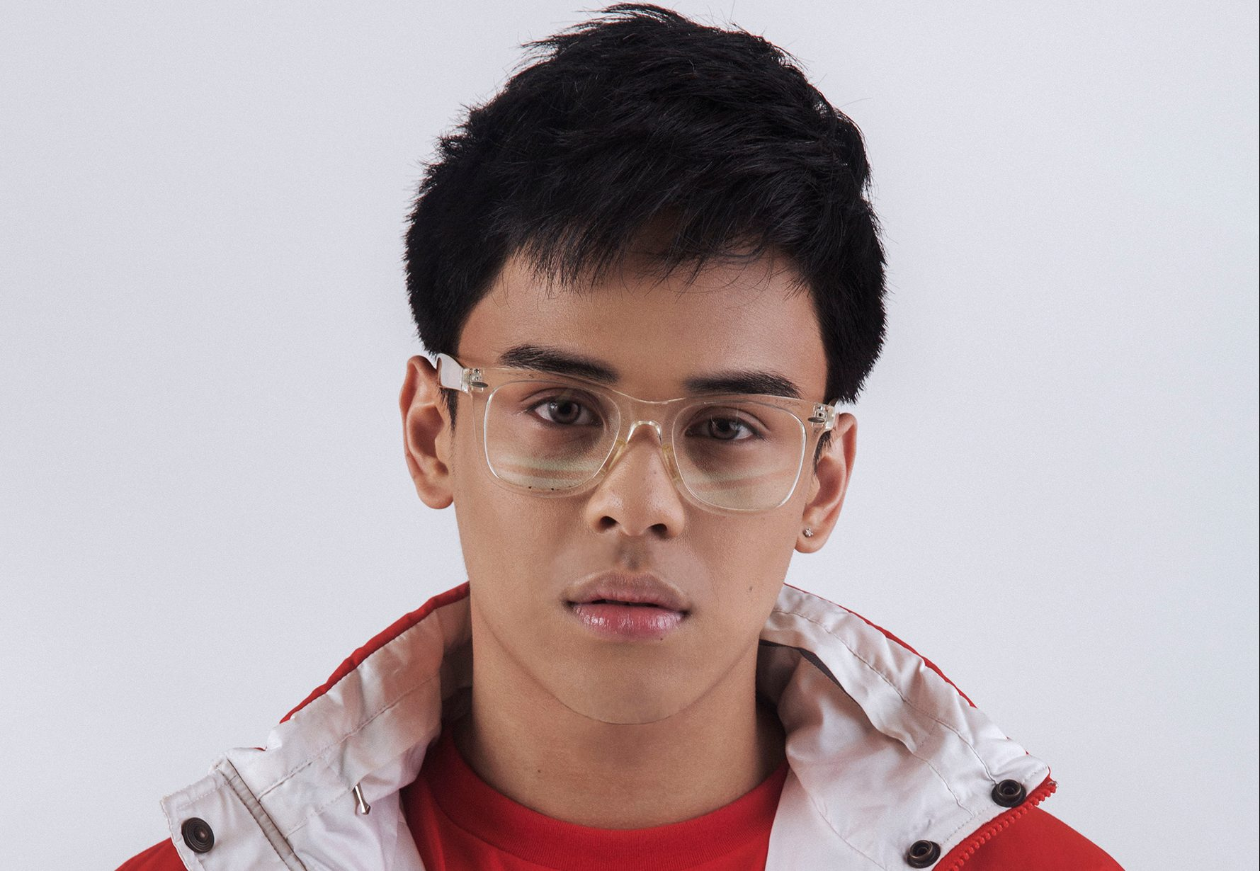 Khalil Ramos is really not BS-ing his way through his acting career