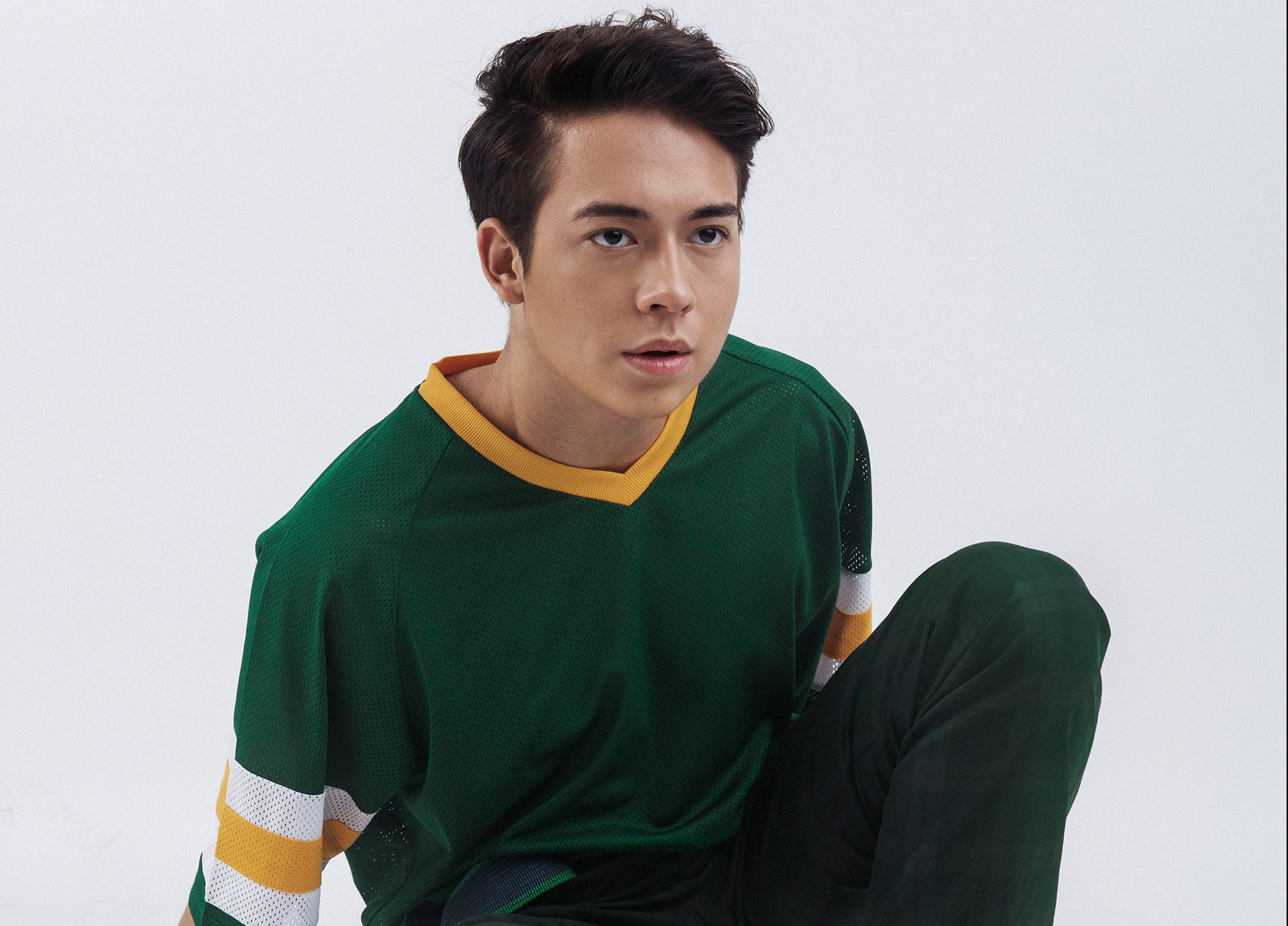 Jameson Blake is a made man