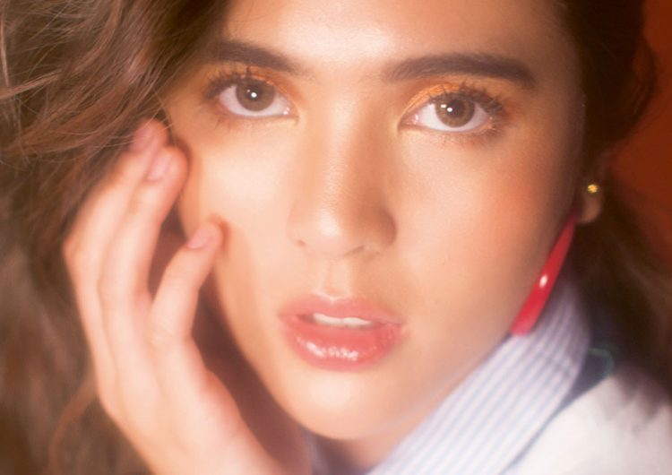 Girl, You Earned It: Sofia Andres is keeping her eyes on the prize