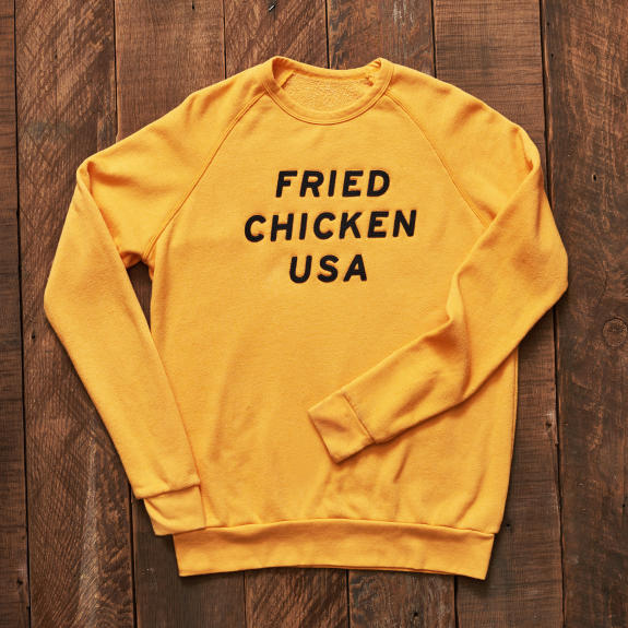 You can now wear your love for fried chicken thanks to KFC