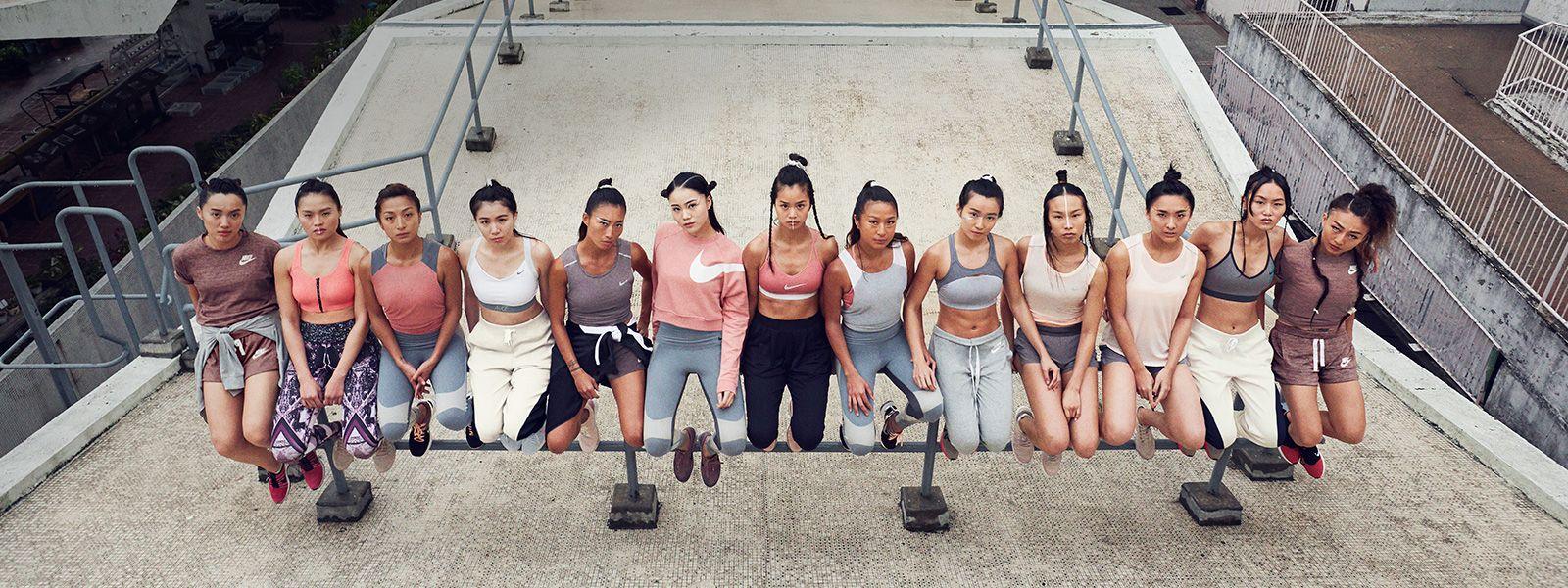 Your new favorite sportswear is in millennial pink