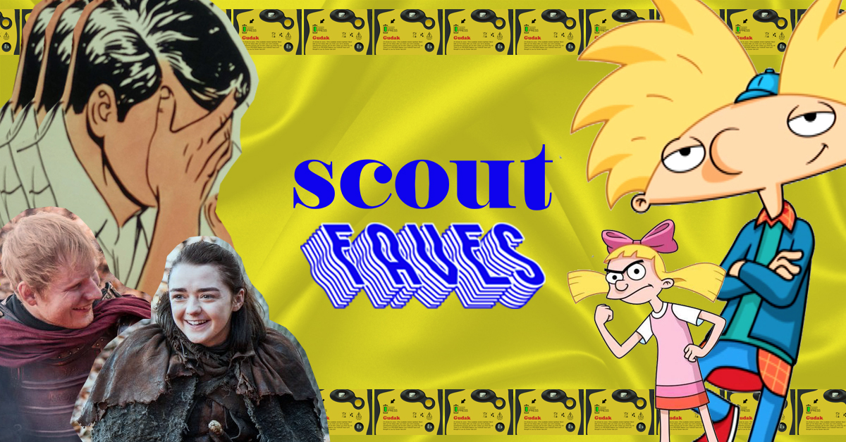 Last week's #ScoutFaves: Turnover, Game of Thrones, Empress Of