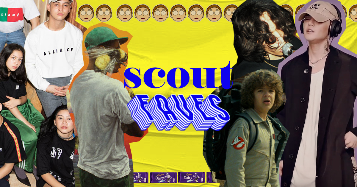 Last week's #ScoutFaves: DEAN, Tyler, the Creator, Rick and Morty