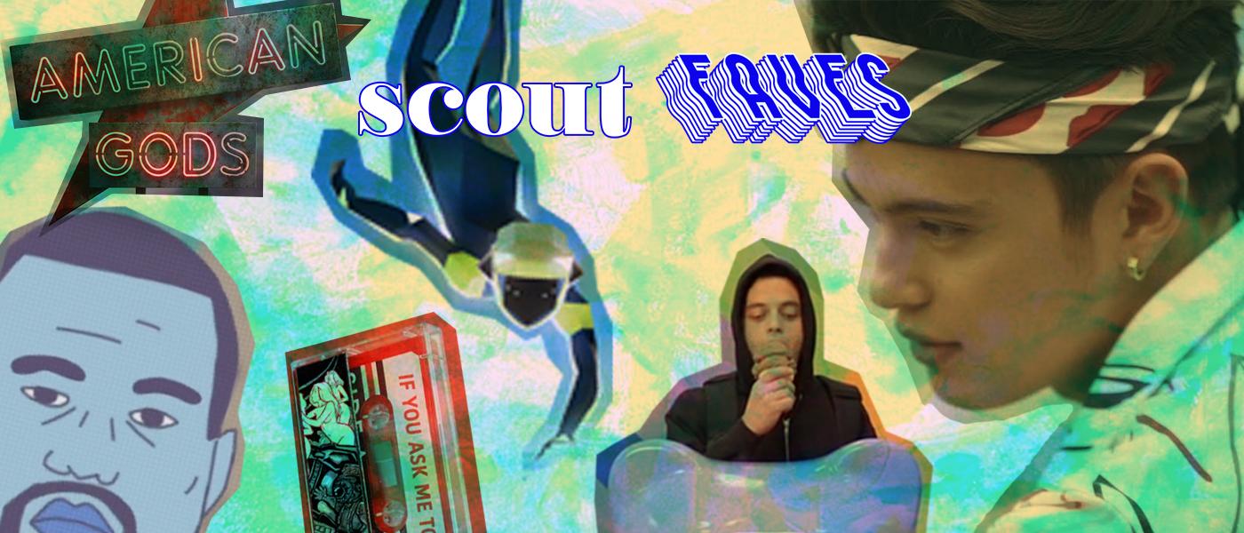 Last Week's #ScoutFaves: James Reid, American Gods, Bud Omeng