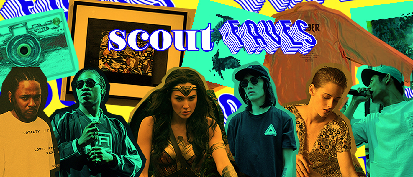 Last Week's #ScoutFaves: Wonder Woman is so good
