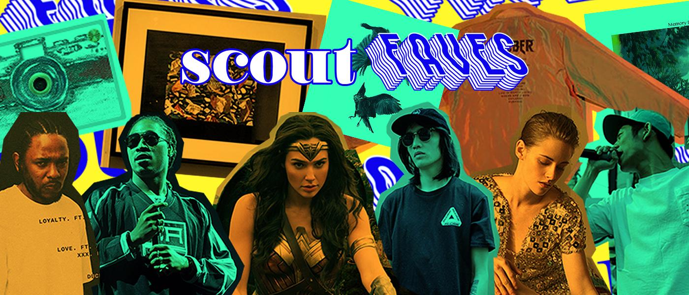 Last Week's #ScoutFaves: Wonder Woman is so good