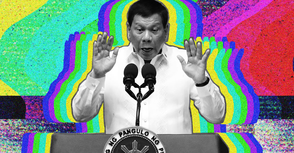 SONA 2017: Duterte wasn't being real, just arrogant