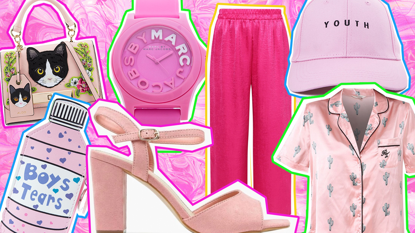 Pink matter: 10 things every pink lover has got to own