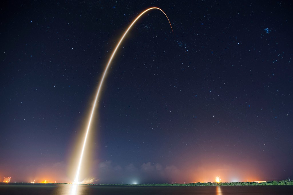 You Can Now Send Anything Into Orbit Using SpaceX's Rocket Program