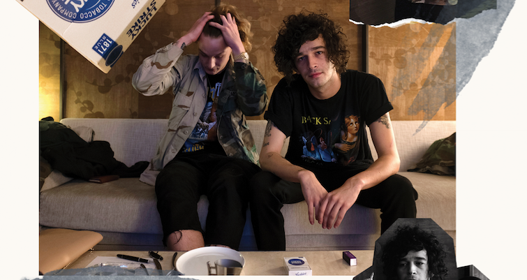 The 1975 Are Sporting This Local Indie Streetwear Label