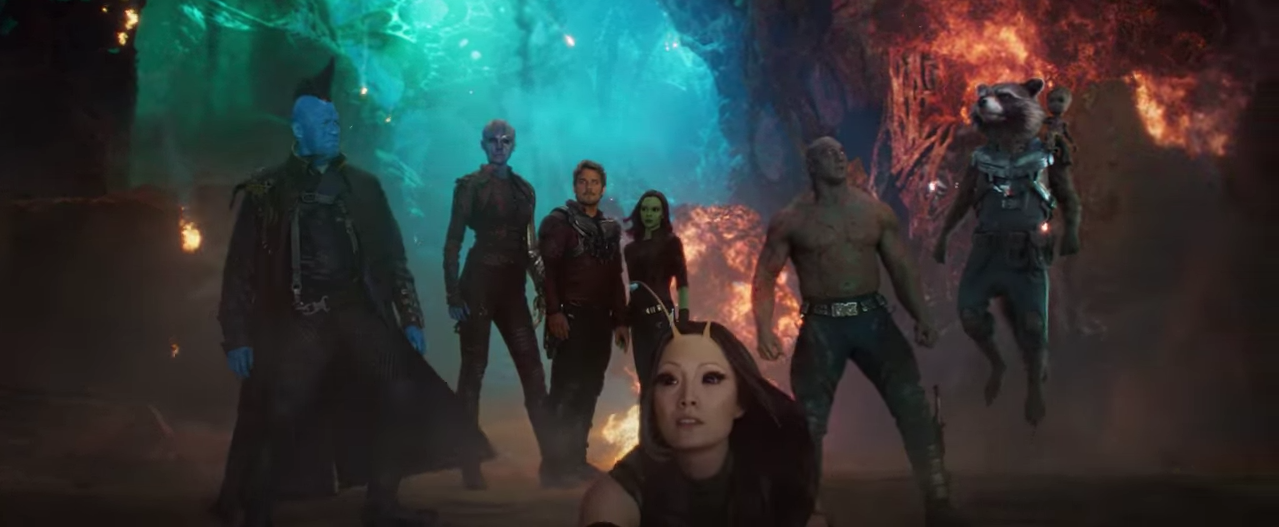 'Guardians of the Galaxy Vol. 2' is weighed down a bit by its heavy issues