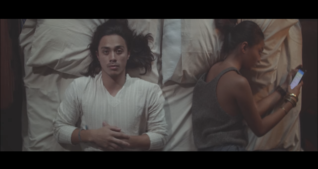 "One Click Straight's ""Listen"" music video shows the ups and downs of love"