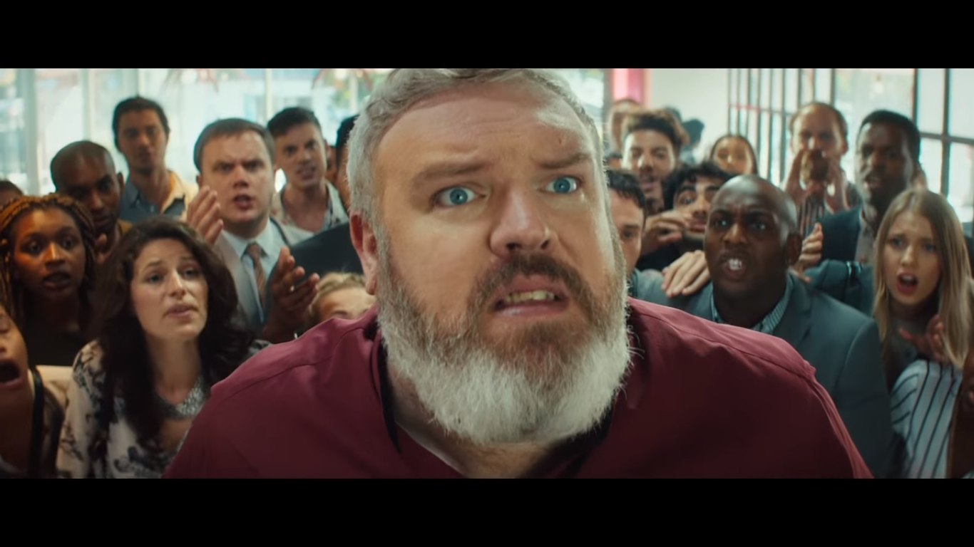 KFC UK and Ireland discovered chicken goes well with rice, thanks to Hodor