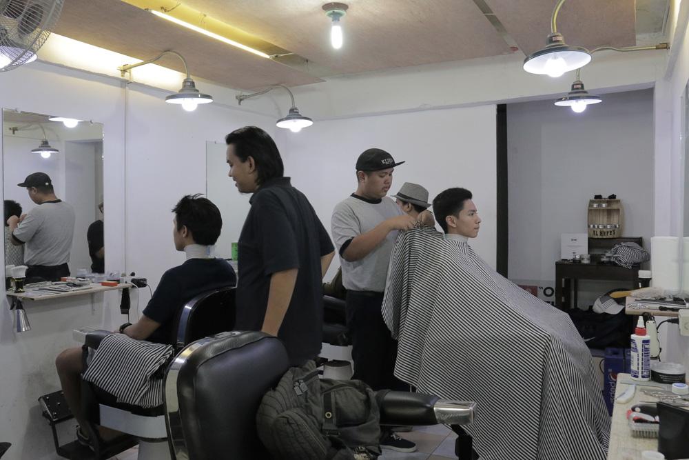Slick Barbers 3