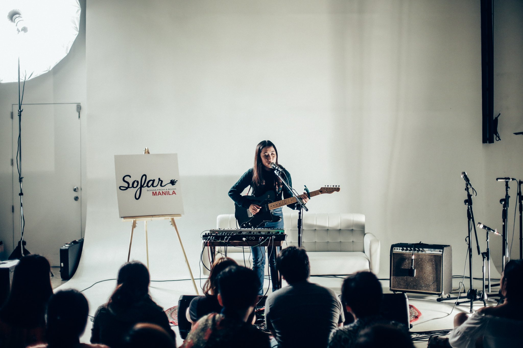 Sofar Sounds Manila: A Quiet Place for Music