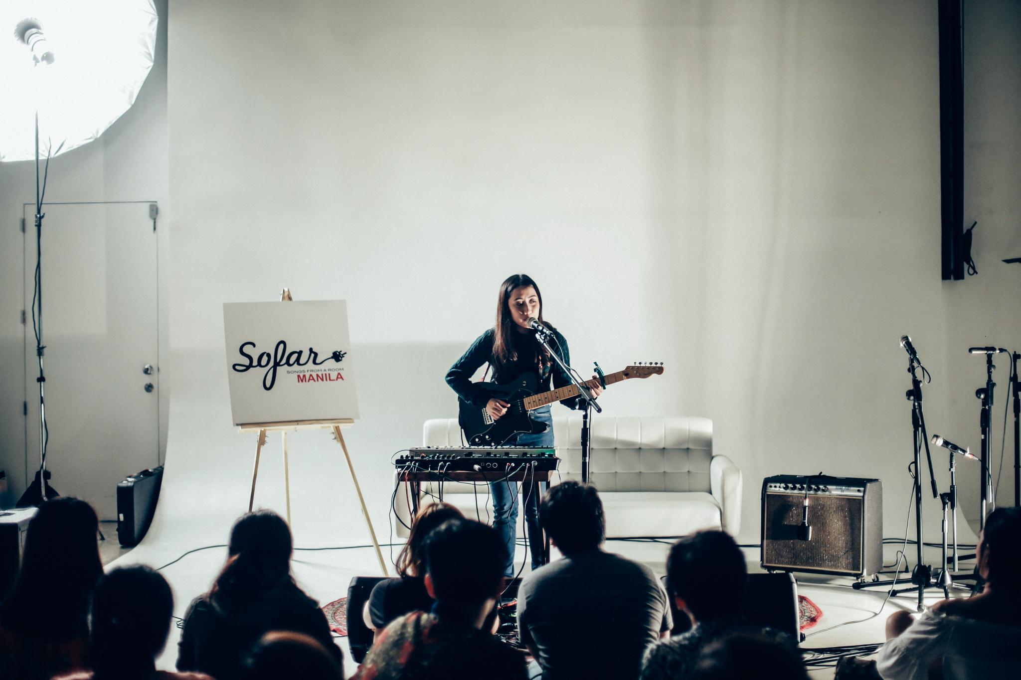 Sofar Sounds Manila: A Quiet Place for Music