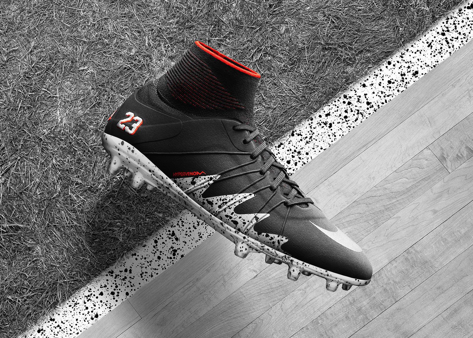 Football Star Neymar Reinvents Jordans With The NJR x Jordan Collection