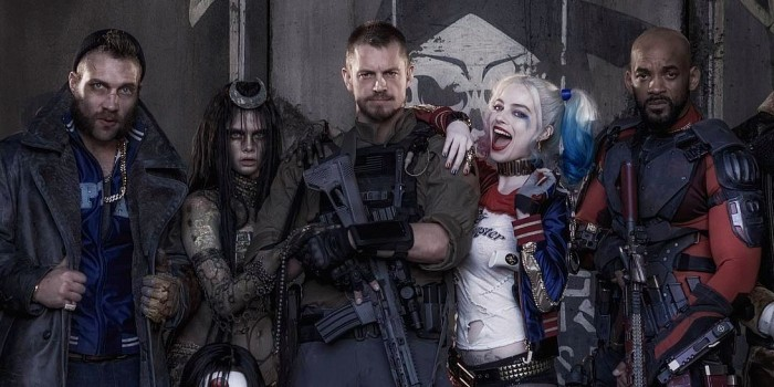 Warner Bros. Pitches Their 'Suicide Squad' Football Team In This Promo Video