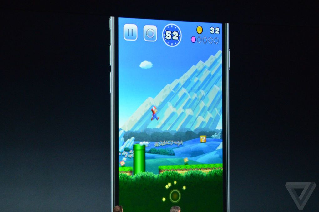 Nintendo Jumps On Mobile For Real With Super Mario Run