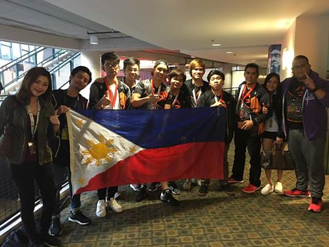 This Filipino Dota 2 Team Just Won $500,000