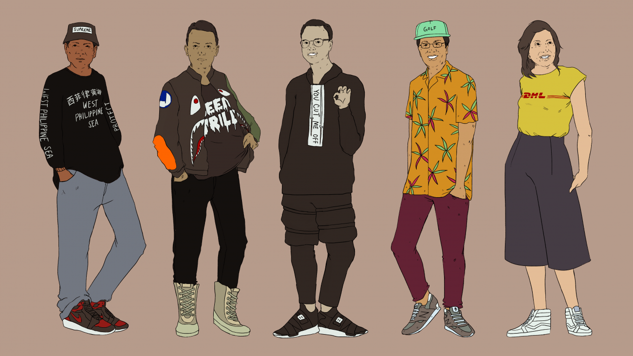 What if politicans wore streetwear?