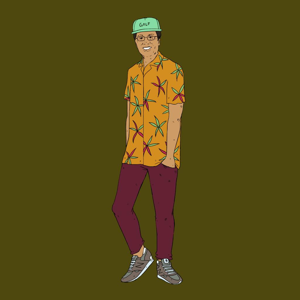 Mar Roxas Streetwear
