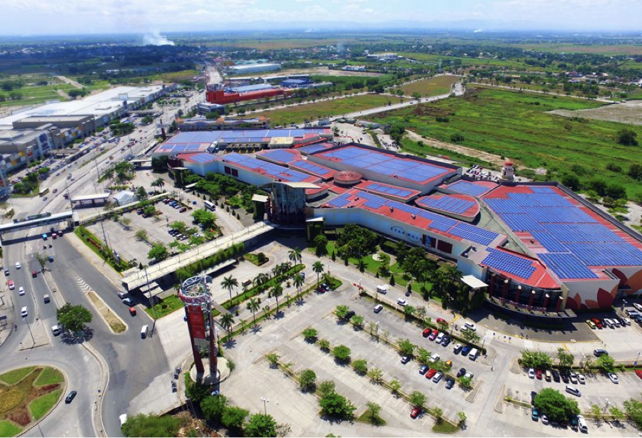 The World's Largest Solar-Powered Mall Opens In Pampanga