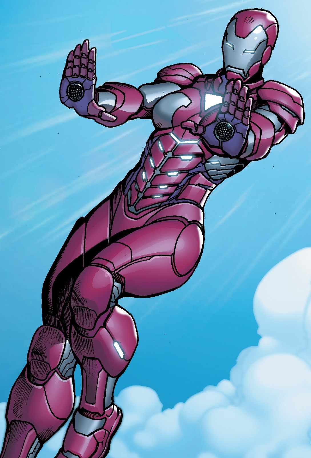 The New Iron Man Is A 15-Year-Old African-American Girl Who Gets Into MIT