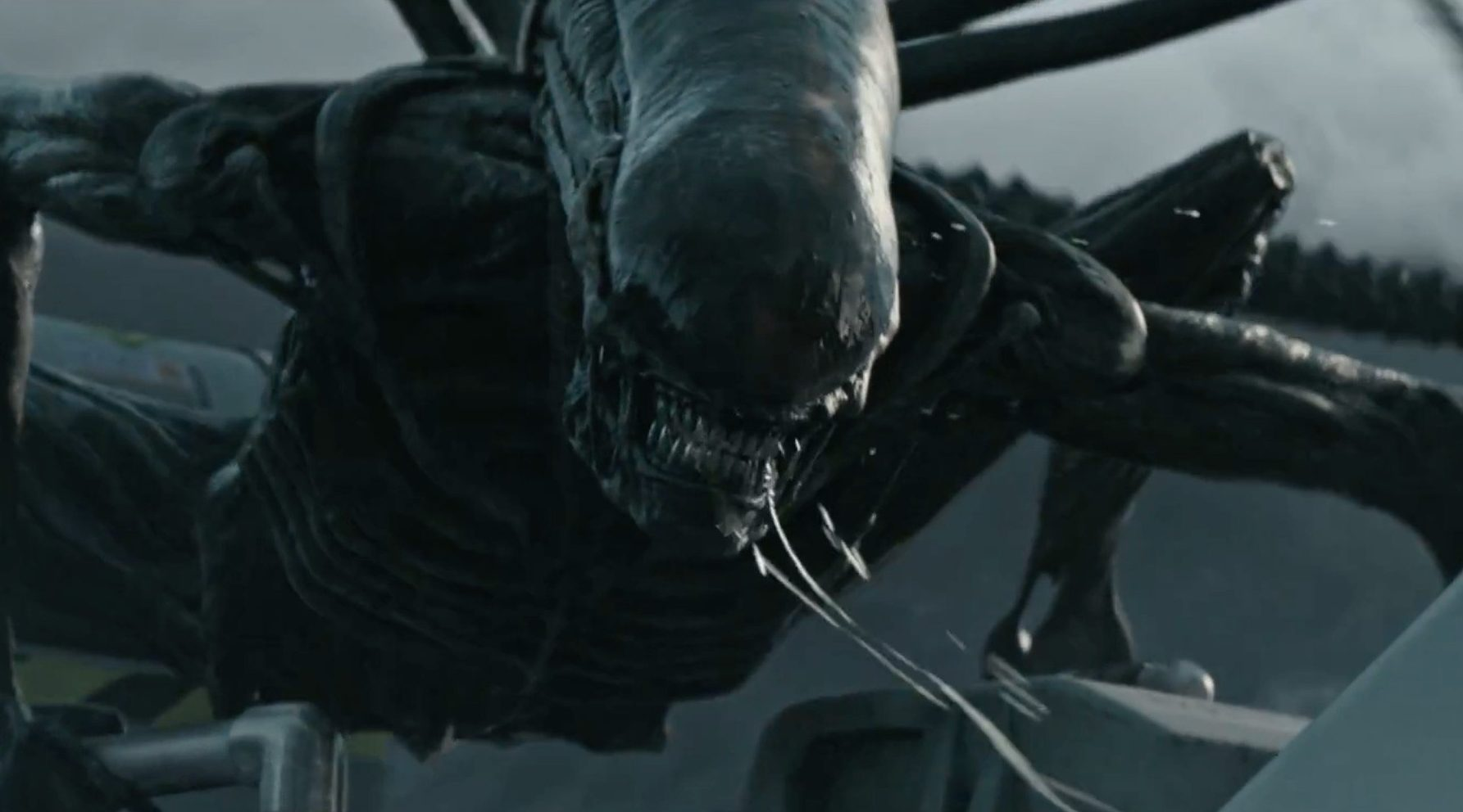 Alien: Covenant's horrific death scenes are enough to make it scary