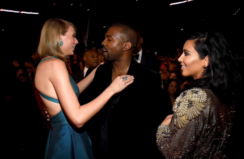 Kim Kardashian Celebrates National Snake Day By Slamming Taylor Swift On Snapchat