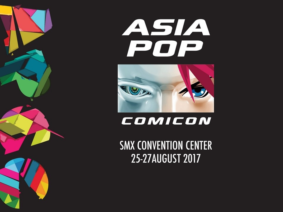Three things they're doing differently at this year's AsiaPOP Comicon Manila