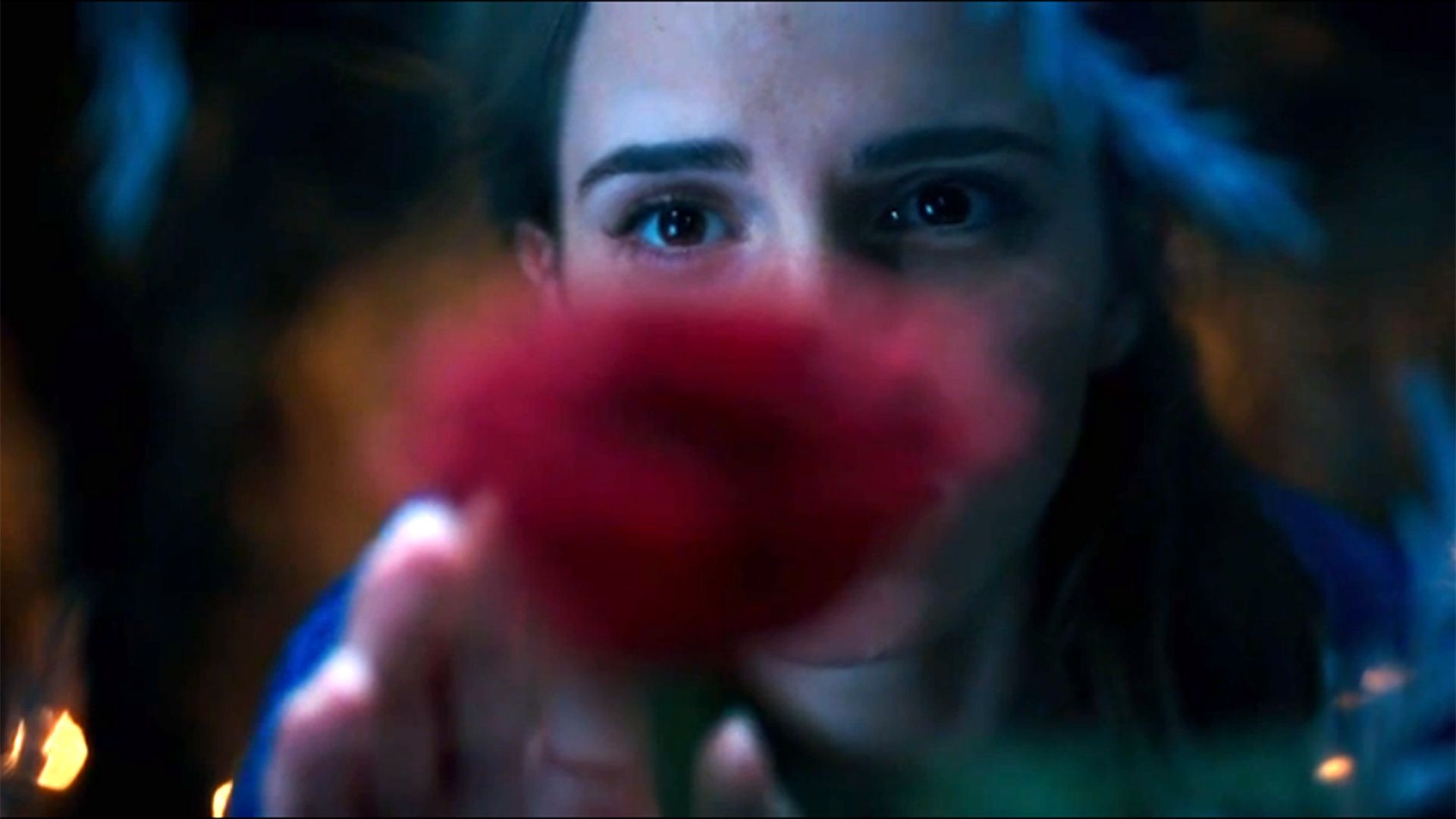 The Beauty and the Beast Teaser Trailer Breaks Star Wars' Record