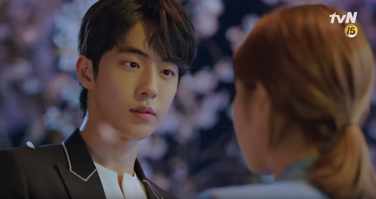 Nam Joo Hyuk is totally different from his Weightlifting Fairy character in the first Bride of the Water God teaser
