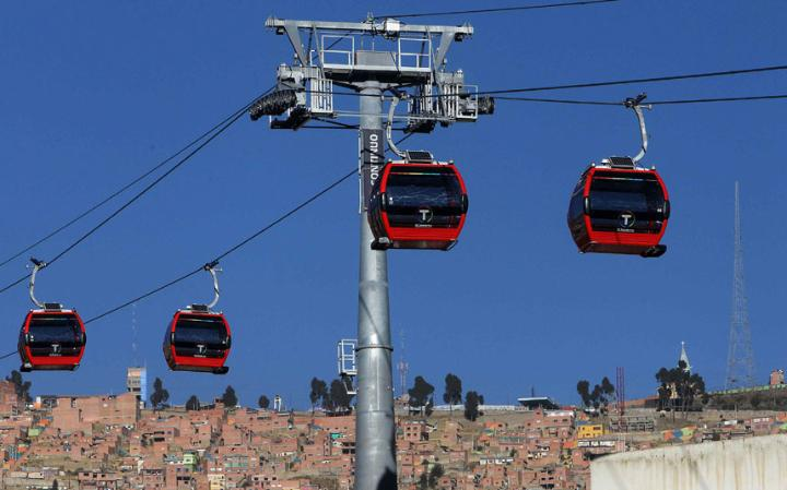 Duterte Administration Wants To Install Cable Cars To Help Ease Traffic