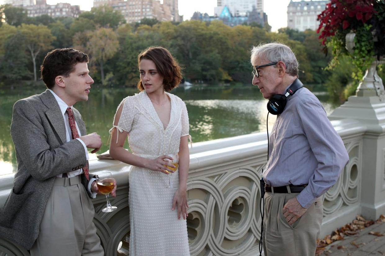 Woody Allen Takes On Old Hollywood With His Latest Film 'Cafe Society'