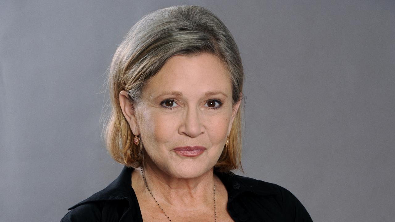 The most important things we learned from Carrie Fisher