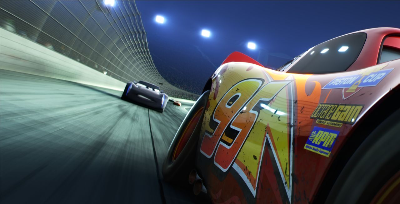 The Trailer For Cars 3 Looks Serious As Heck