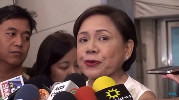 There is no unli-rice ban after all, according to Sen. Cynthia Villar