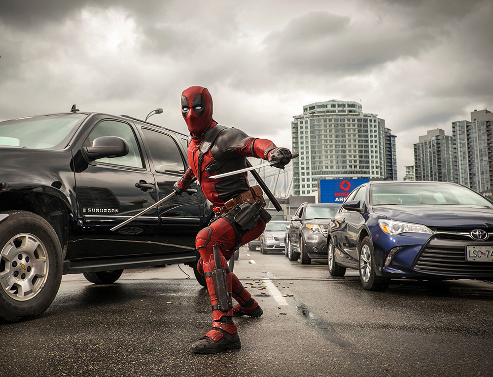 Deadpool 2 Will Begin Filming Early Next Year