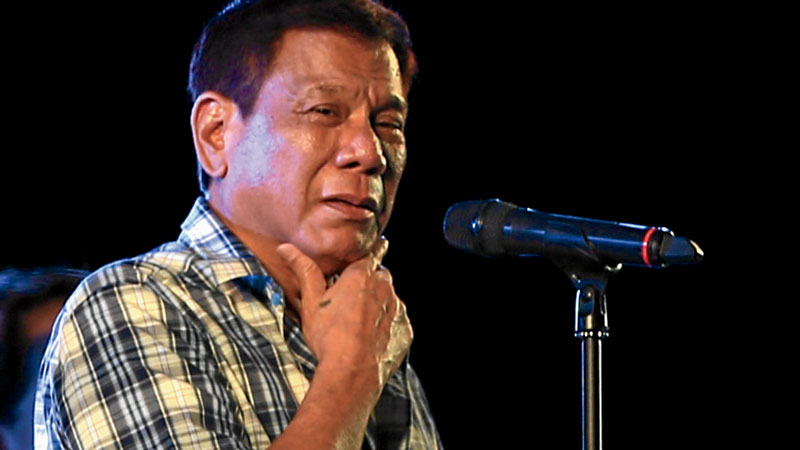 Team Duterte Says He Didn't Really Endorse Killing Journalists