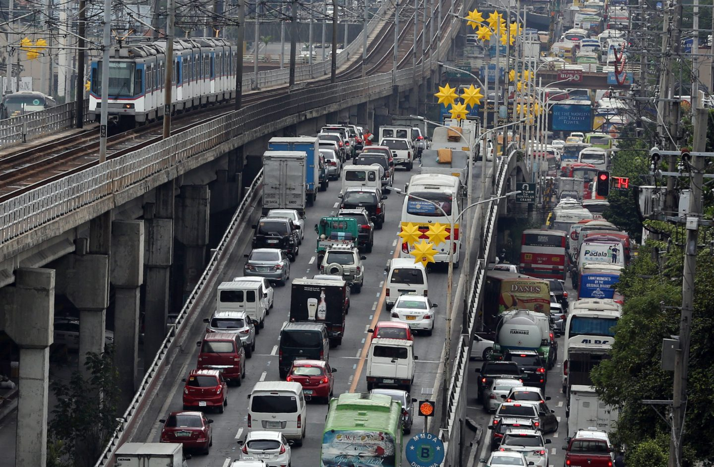 Local Congressman Believes Pokemon Go Is Worse For Manila Traffic Than Buses