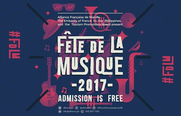 The Schedule for Fête de la Musique is Out