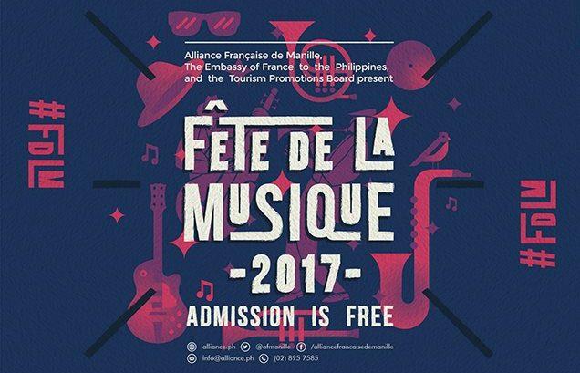 The Schedule for Fête de la Musique is Out