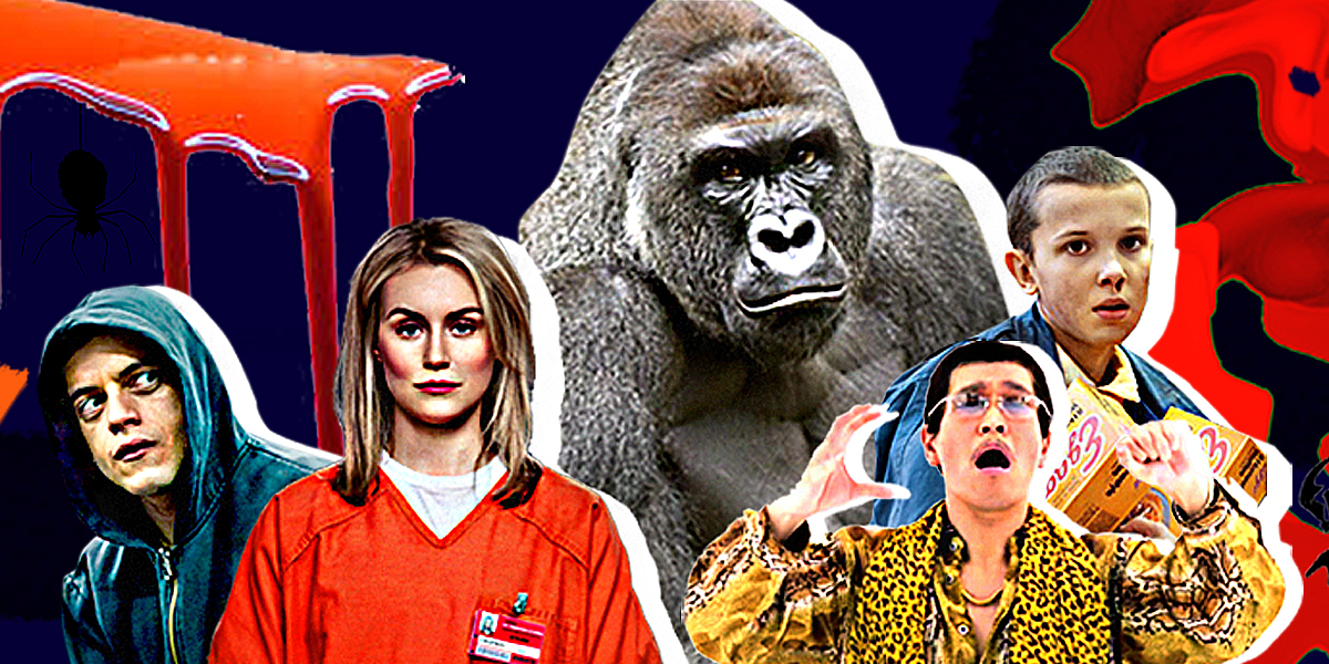 Halloween Costumes, According To 2016 Pop Culture