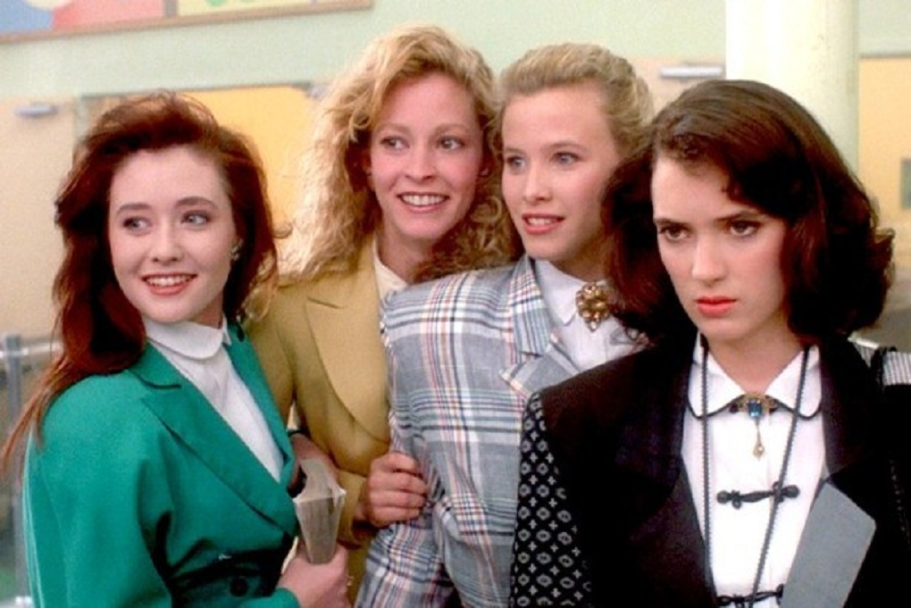 '80s cult classic 'Heathers' reboot takes different direction from original