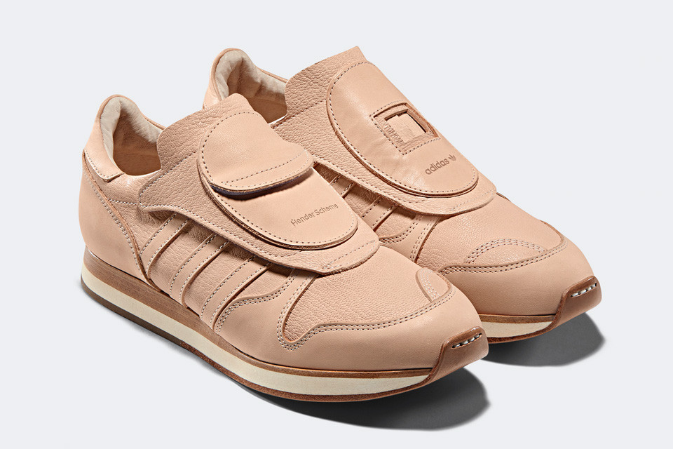 Adidas' latest collab will be made entirely by hand